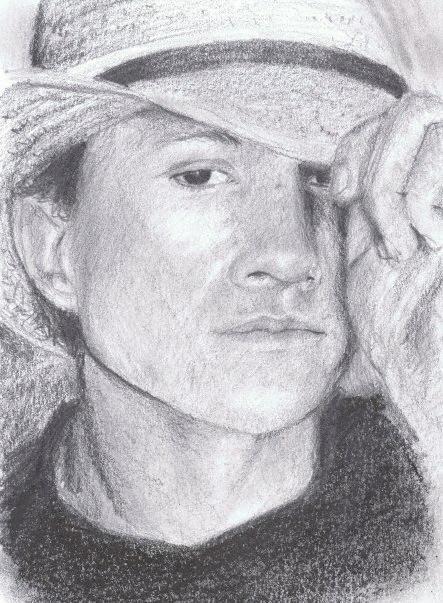 Heath Ledger por StilgoeArt